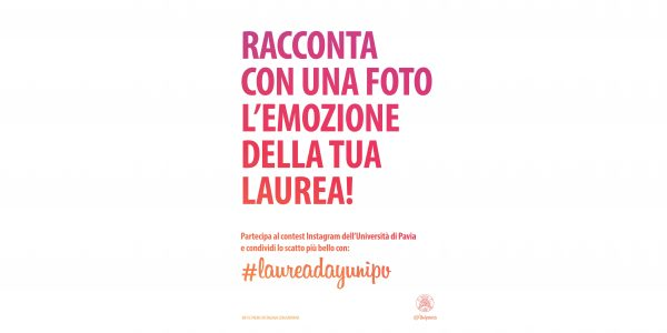 Contest Instagram #laureadayunipv