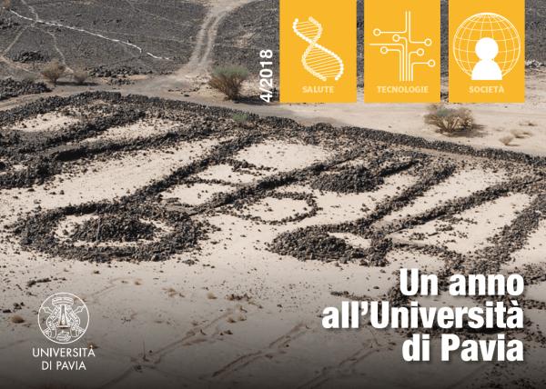 """Uscita l'edizione 2018 di """"Un anno all'Università di Pavia"""""""