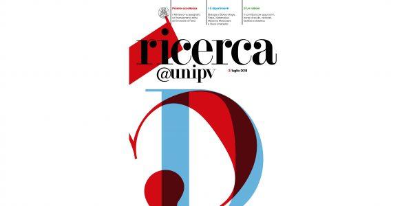 """Terzo numero del magazine """"RICERCA@UNIPV"""""""