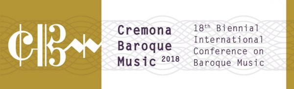 Dal 10 al 15 luglio - 18th International Biennial Conference on Baroque Music