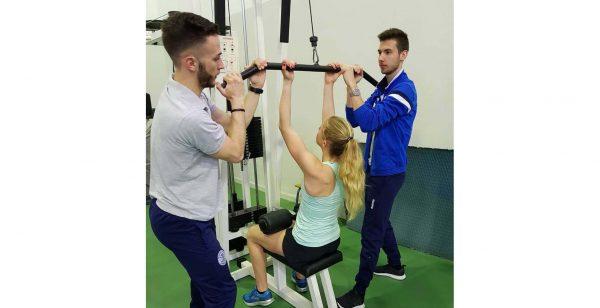 Matricole in forma: Personal Training d'Ateneo