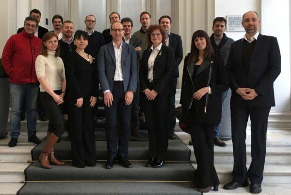 Progetto FIN-TECH, coordinato dal prof. Paolo Giudici UniPV, vince finanziamento Horizon2020 da 2,5 milioni di euro