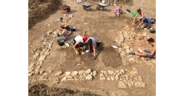 7 settembre – Aperitivo sullo scavo