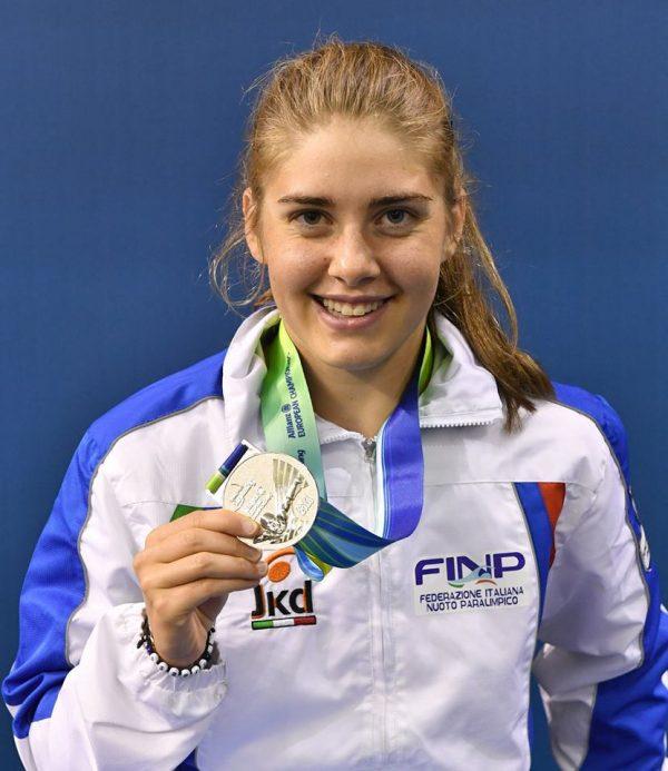 18 ottobre – Incontro con l'atleta Monica Boggioni