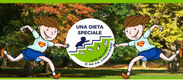 """30 settembre – Corripavia & Progetto """"Una DIETA speciale…che mi CURA e mi fa CRESCERE!"""""""