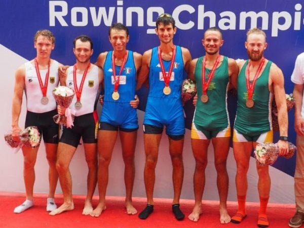 Sport: agosto al top per gli atleti UniPV
