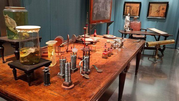 22 settembre – Pavia, la fisica, la storia, gli strumenti