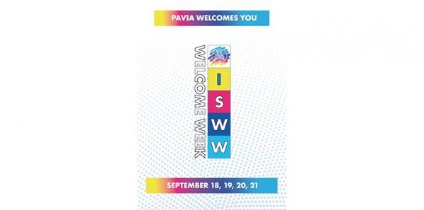 Dal 18 al 21 settembre – International Students Welcome Week