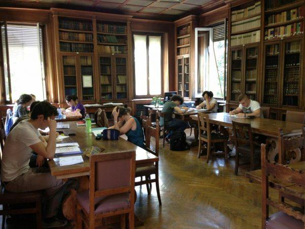 21 settembre - Festa di inaugurazione della sede transitoria della Biblioteca di Medicina «A. Ferrata»