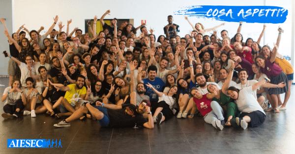 4 ottobre – Cosa aspetti? Entra in AIESEC!