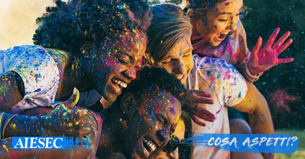 27 settembre - Cosa aspetti? Entra in AIESEC!