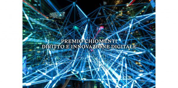 Premio Chiomenti Diritto e Innovazione digitale