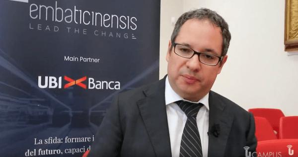 """Il Prof. Denicolai presenta il nuovo """"Executive MBA"""" di Pavia (Video)"""