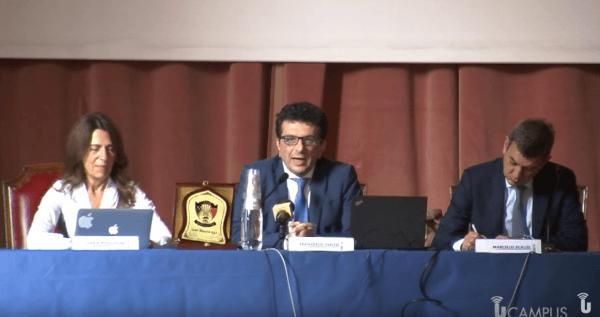 Welcome to the University of Pavia: Prof. Francesco Svelto (Video)