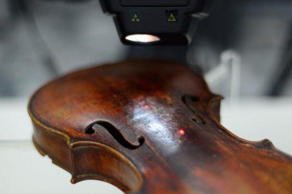 Un violino Storioni del 1793 torna a nuova vita