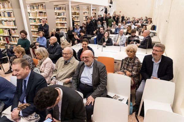 Inaugurata la nuova Biblioteca di Studi Umanistici al Polo di San Tommaso: online il servizio fotografico