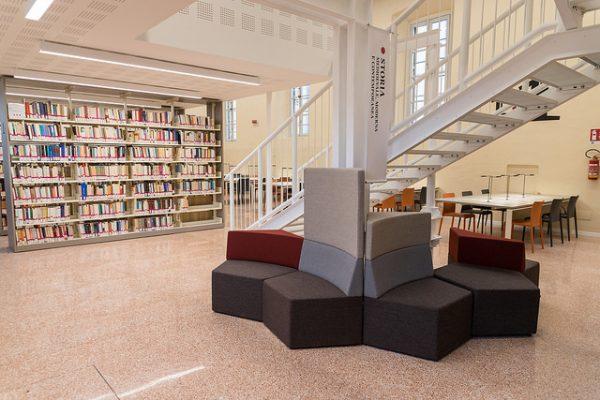 """Nuova Biblioteca di Studi Umanistici UniPV su """"Abitare"""""""