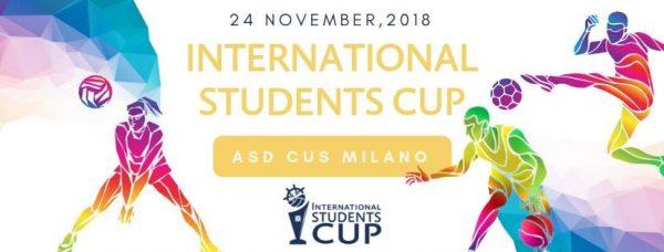 24 novembre – International Students Cup