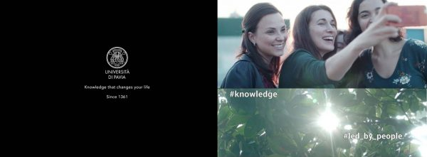 University of Pavia: knowledge that changes your life (Video)