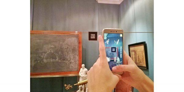 """15 dicembre – Nuova App museale """"Museo Storico Università Pavia"""""""