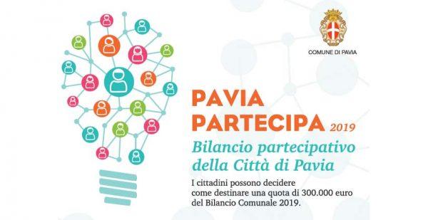 Pavia Partecipa 2019 - Partecipa anche tu al Bilancio Partecipativo presentando la tua idea per Pavia