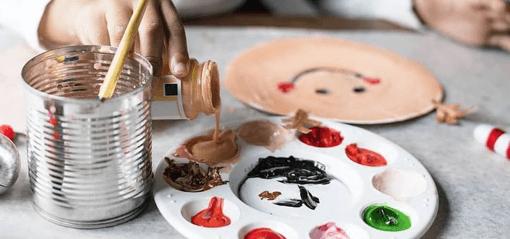 24 novembre - Dipingiamo insieme. Laboratorio di pittura per bambini