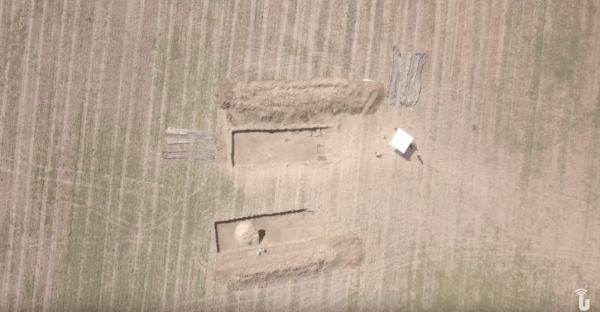 La terza campagna degli archeologi dell'Università di Pavia in Oltrepò (Video)