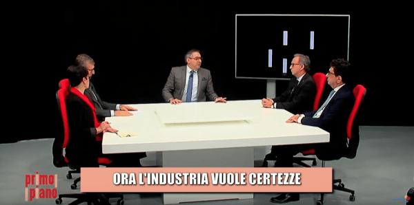 Prorettore UniPV Francesco Svelto ospite a Telepavia (Video)
