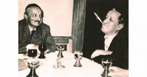 8 dicembre – Sesta Giornata Heideggeriana