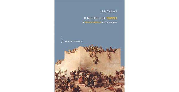 """6 dicembre – Presentazione del libro """"Il mistero del tempio"""""""