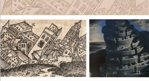 """Dal 14 dicembre al 9 febbraio – Mostra """"La Torre di Babele"""""""