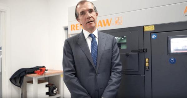 Prof. Auricchio UniPV intervistato sul nuovo laboratorio di manifattura additiva 3DMetal@UniPV