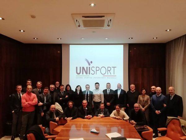 Nasce la rete UniSport Italia tra 42 università italiane tra cui UniPV