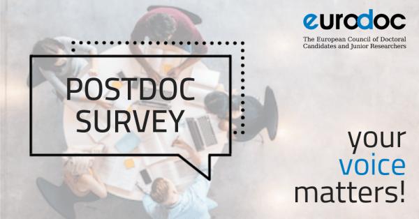 Eurodoc Postdoc Survey