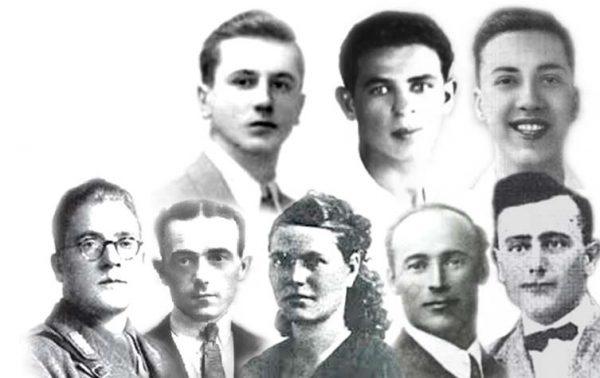 24 gennaio - Inciampare per ricordare. Clotilde, Carlo, Sofia, Max e Sigmund
