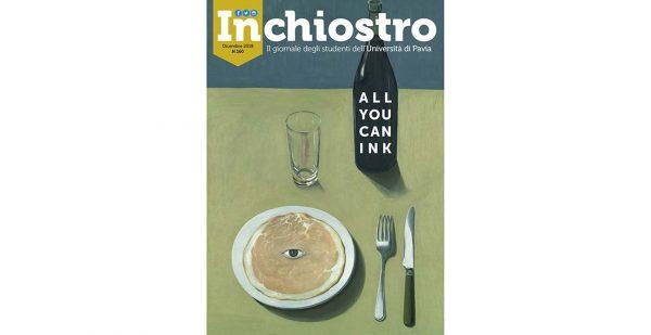 Nuovo numero di «Inchiostro» dedicato al cibo