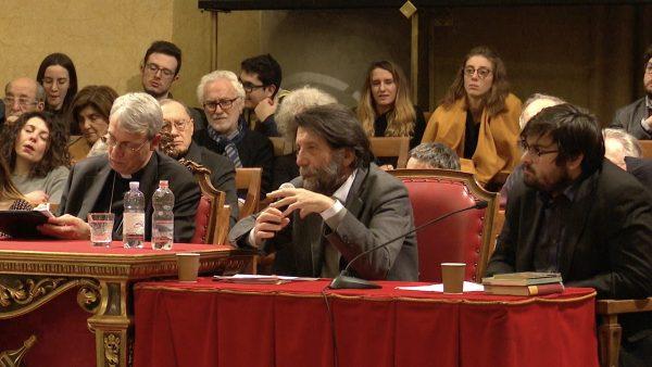 """""""Europa o Cristianità"""", Massimo Cacciari all'Università di Pavia (video)"""