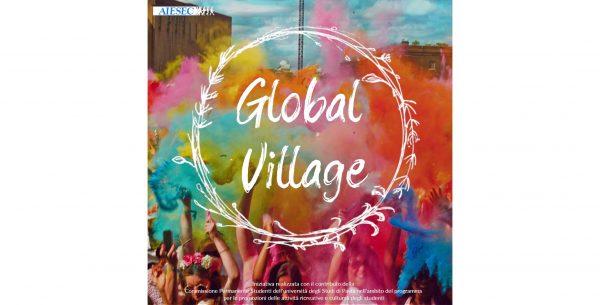 11 aprile – Global Village