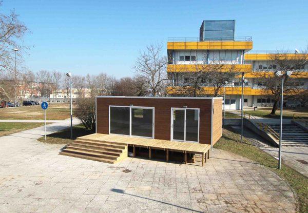 "Dal 25 febbraio al 1° marzo – Workshop ""Mobile House Ecolab"""