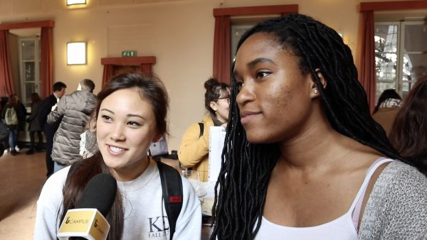 UNIPV International Second-Semester Students Welcome Day (video)