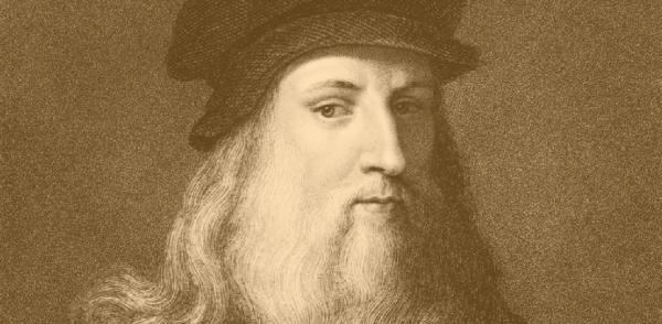 18 marzo – Aspetti meno noti della attività di Leonardo da Vinci nel 500° anniversario della morte