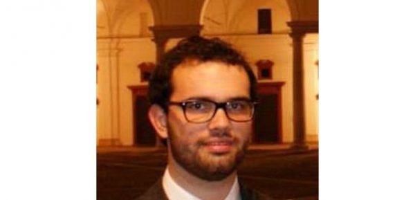Paolo Rinaldi dottorando UniPV vincitore del Premio Grazioli per la fisica