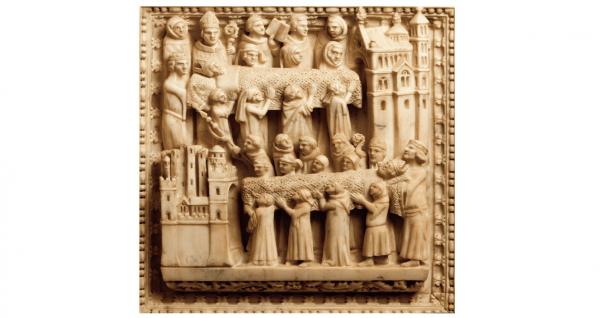 23 febbraio - Agostino d'Ippona: il corpo del Santo tra devozione, storia e arte