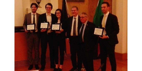 Dottore di ricerca UniPV vince il Premio Sclocchi