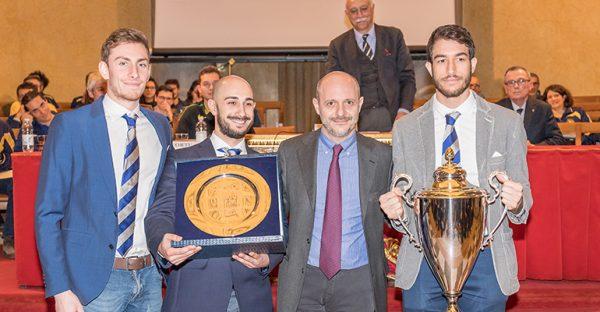 Sport all'Università di Pavia, la premiazione del Trofeo dei Collegi (video)