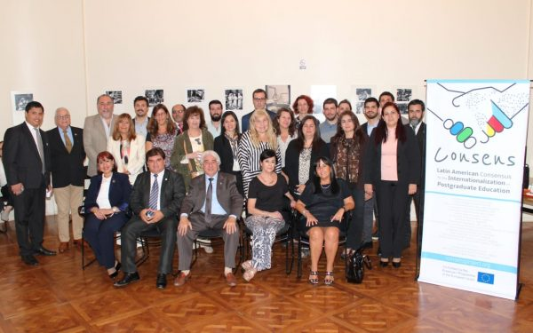 Progetto Consens: Latin American Consensus for the Internationalization of Postgraduate Education