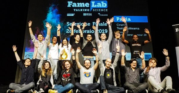 Laureato unipv alla finale italiana di FameLab (video)