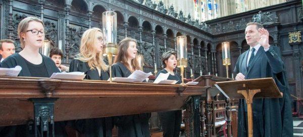 Dal 20 al 24 marzo – La settimana pavese del coro di Cambridge