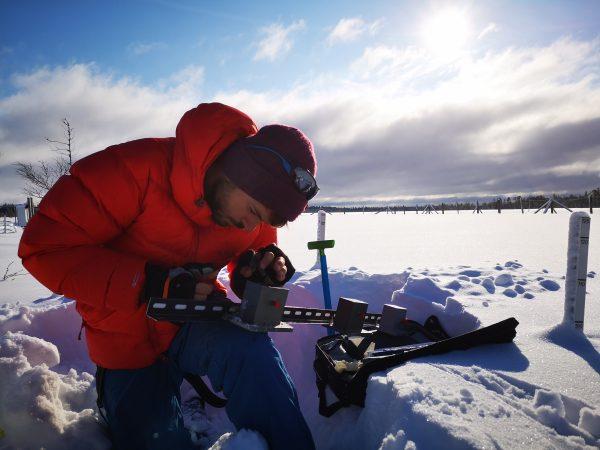 Team di ricerca UniPV in Finlandia per lo studio della criosfera