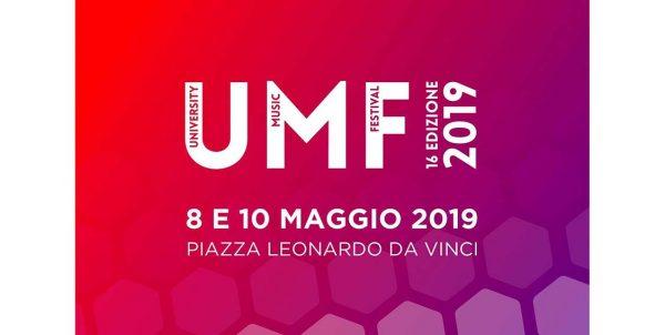 8 e 10 maggio – University Music Festival 2019